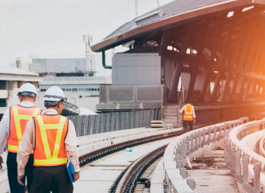 infraestructuras ferroviarias